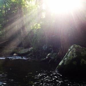 waterfall in Kirirom National Park